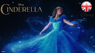CINDERELLA | 2015 Trailer - Magical | Official Disney UK
