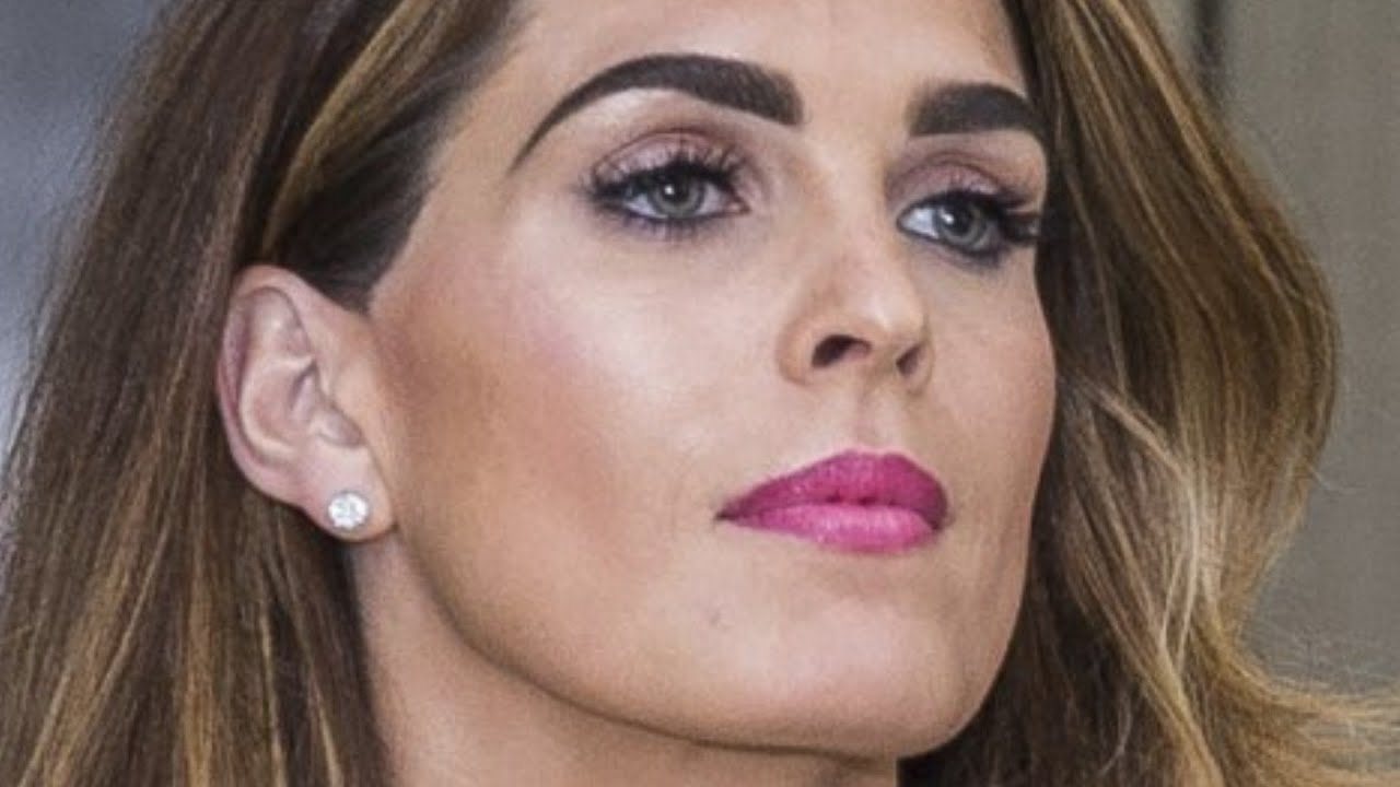 Things You Don't Know About Hope Hicks