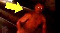 10 Real Life Demons Caught on Camera