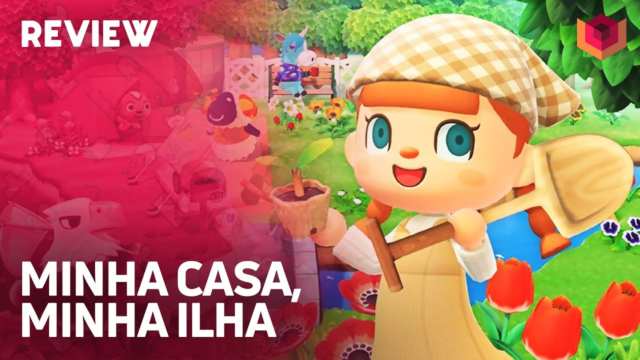 ANÁLISE/REVIEW - ANIMAL CROSSING: NEW HORIZONS