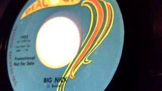 big nick - james booker - peacock 1963