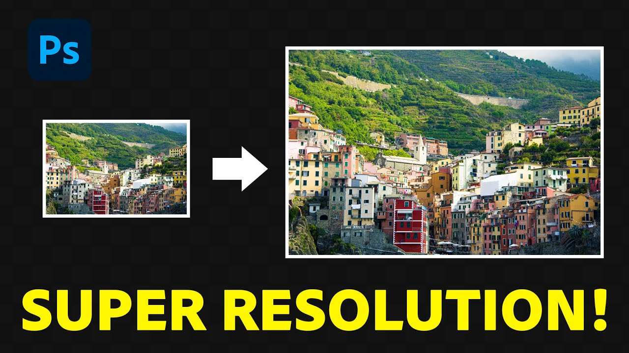 Super Resolution! Amazing New Feature in ACR