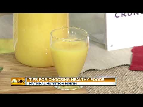 Timely Tips for Choosing Healthy Foods