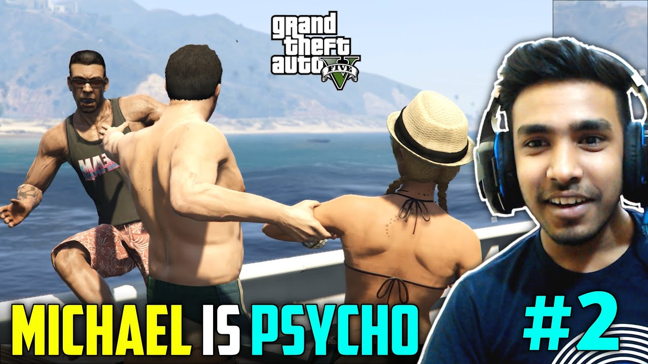 Download MICHAEL KILLED HIS DAUGHTER'S FRIENDS  | GTA V GAMEPLAY #2