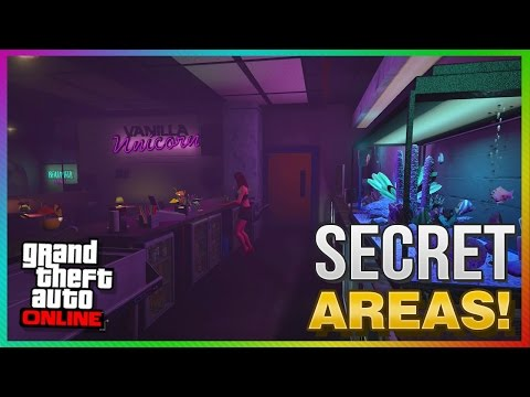GTA 5 Online Glitches - Access SECRET Strip Club Areas! (GTA