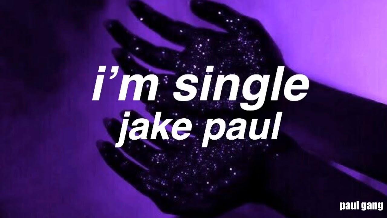 i m single jake