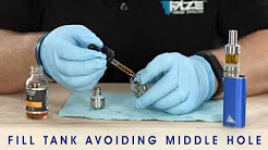 How To Fill Your E-Liquid Tank