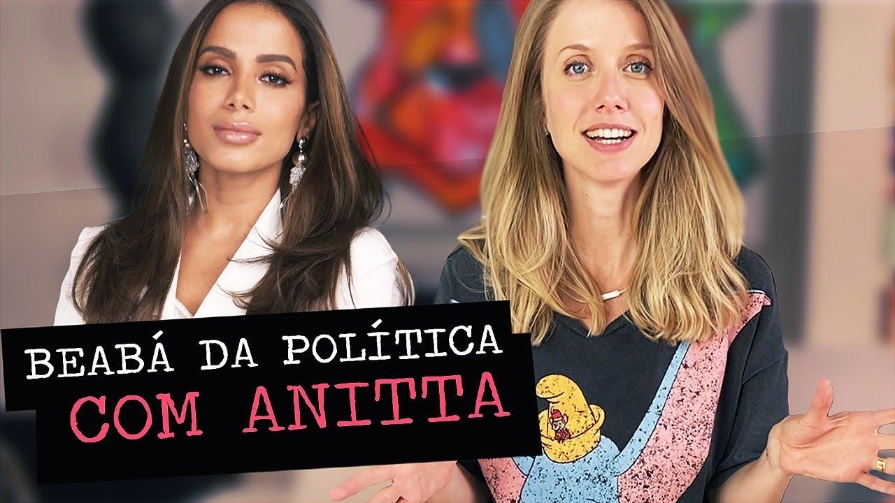 ANITTA ME DESAFIOU A EXPLICAR POLÍTICA DE FORMA SIMPLES. SERÁ QUE ...