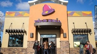 Taco Bell Jumps On