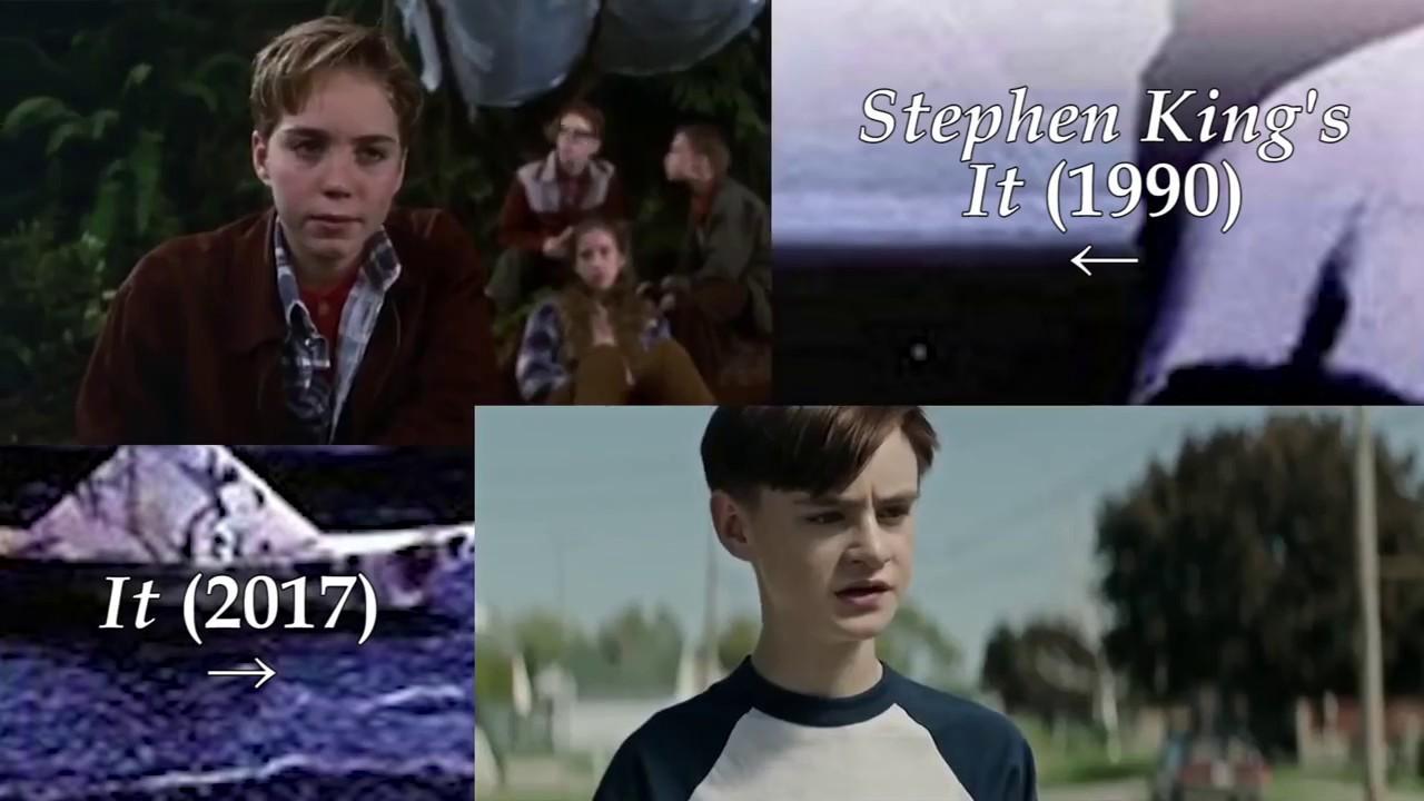 IT 1990 VS IT 2017   Stephen King's 1990 Miniseries VS ...