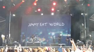 Jimmy Eat World - 'Bleed American' live @ Montebello Rockfest 2018