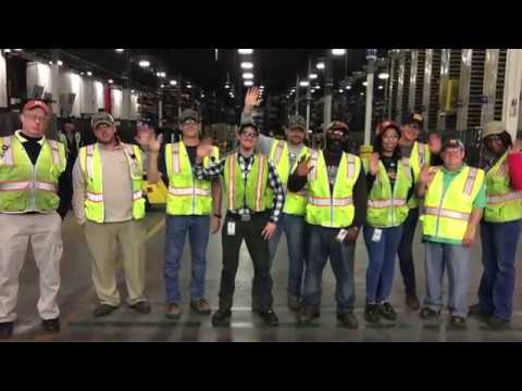 Caterpillar Logistics Employees Help Make the World's Work Possible