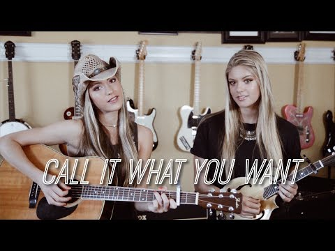 """Call It What You Want"" Taylor Swift 