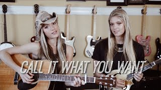 """""""Call It What You Want"""" Taylor Swift 