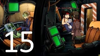 Goodbye Deponia Walkthrough Guide (part 15) PC HD 1080p