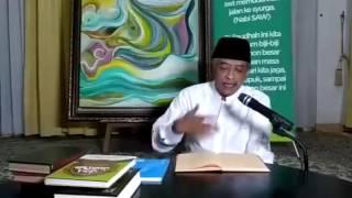 Pengajian Muhtasor Ihya' Ulumuddin malam ke 7