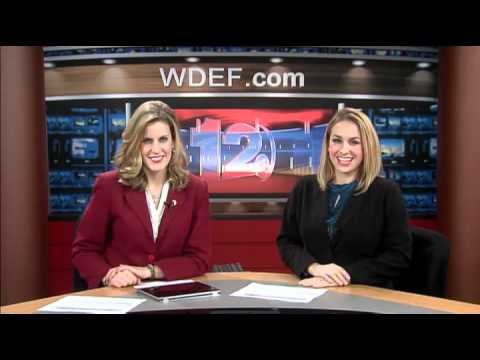 WDEF News 12 Bloopers 2012 - Extended Version