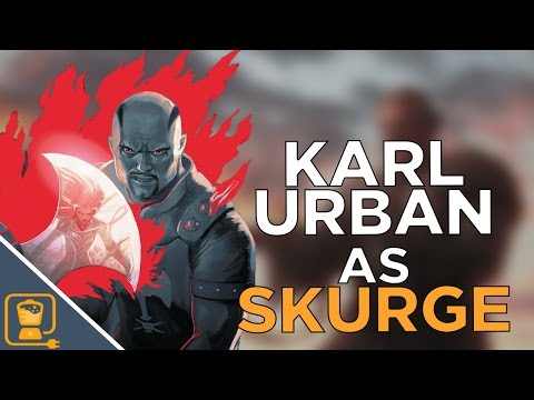 Thor: Ragnarok | First Look at Karl Urban as Skurge | Movie News