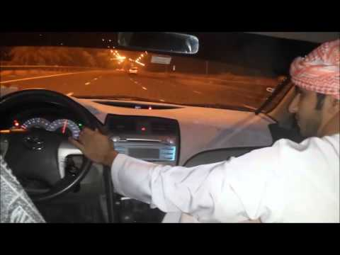 How People In UAE Switch Seats While They Are Driving The Car !!