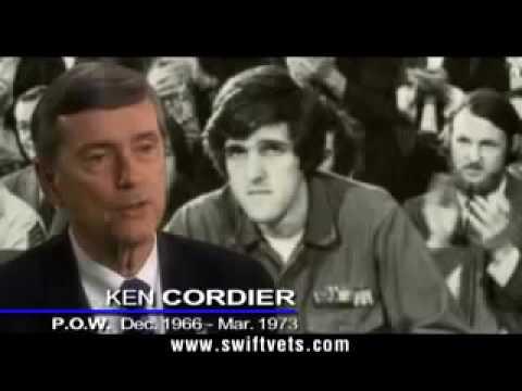 U.S Elections 2004 - Swiftboat Veterans Ad on John Kerry Sellout