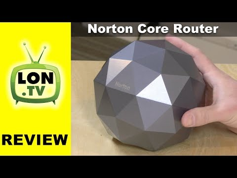 Norton Core Router Review - Home router with network security built in