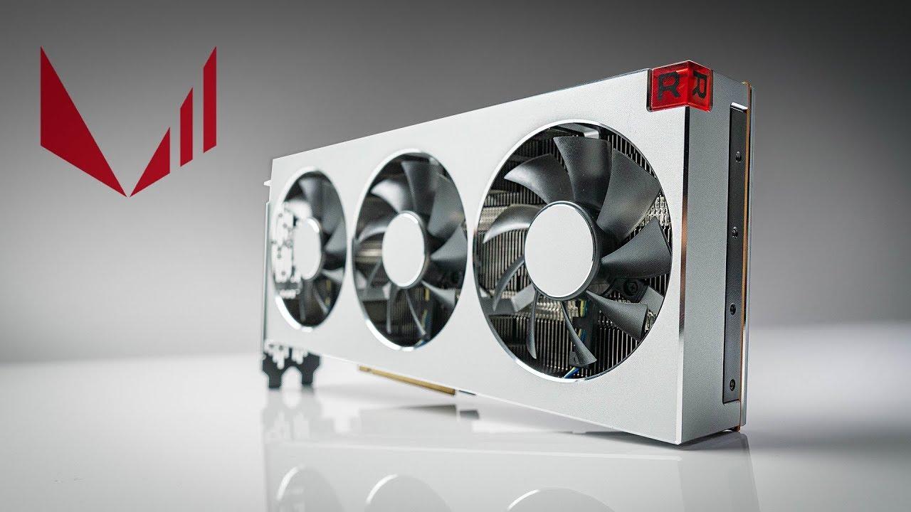 Radeon VII Up Close - Specs & Expectations