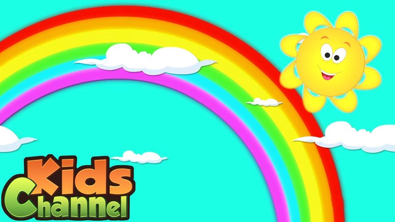 Canção Cores Musica Infantil Portuguesa Animação Desenhos Animado Educação Youtube