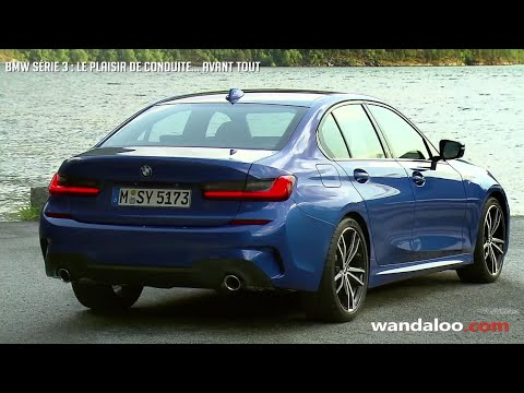 bmw s rie 3 2019 les premi res infos youtube. Black Bedroom Furniture Sets. Home Design Ideas