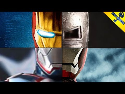 Every Iron Man MCU Armor Ranked From Worst to Best