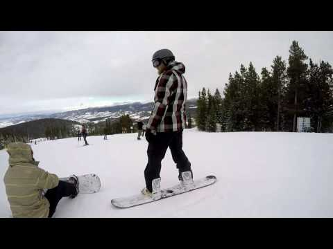 First Ever Snowboarding Trip  - Winter Park