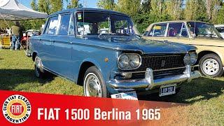 Fiat 1500 Berlina 1965 - Expo Auto Argentino 2018 - Club Fiat Clásicos Argentina