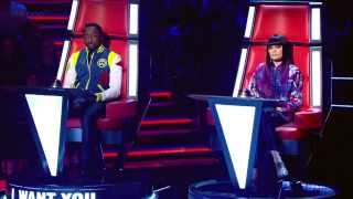 Becky Hill FULL Blind Audition- Ordinary People