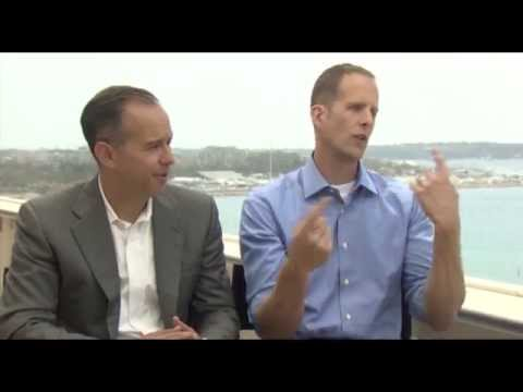 INSIDE OUT - Interview with Pete Docter Pixar director of UP & Monsters Inc & Producer Jonas Riviera