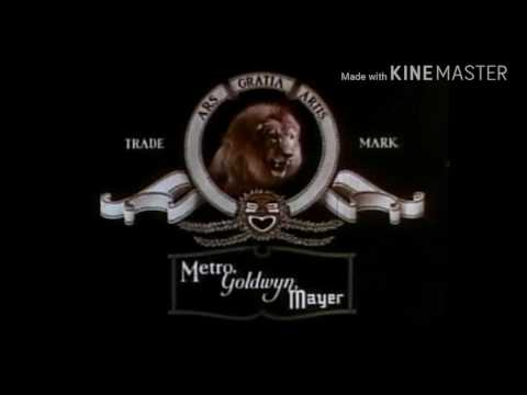 MGM logo - Coffee the Lion with Leo's roar