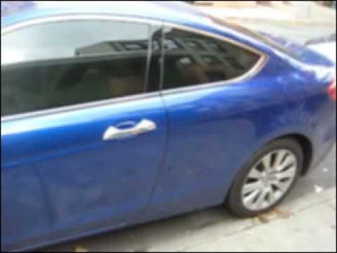 2008 Honda Accord Coupe V6 0 60   YouTube