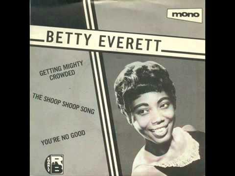 Betty Everett - The Shoop Shoop Song