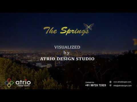 High-rise Apartment 3D Walkthrough - The Spring