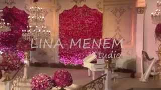 Миллионы роз на свадьбе