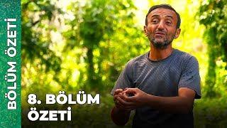 8. BÖLÜME DAMGA VURAN ANLAR!   Survivor Ünlüler Gönüllüler