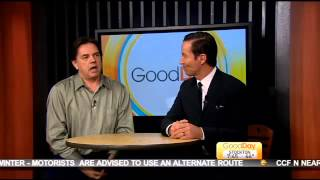 Nick Fenske Good Day Sacramento Interview - 2/17/2015