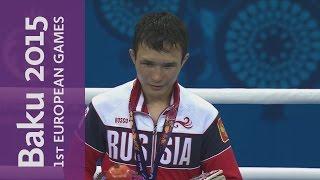 Bator Sagaluev wins the Men