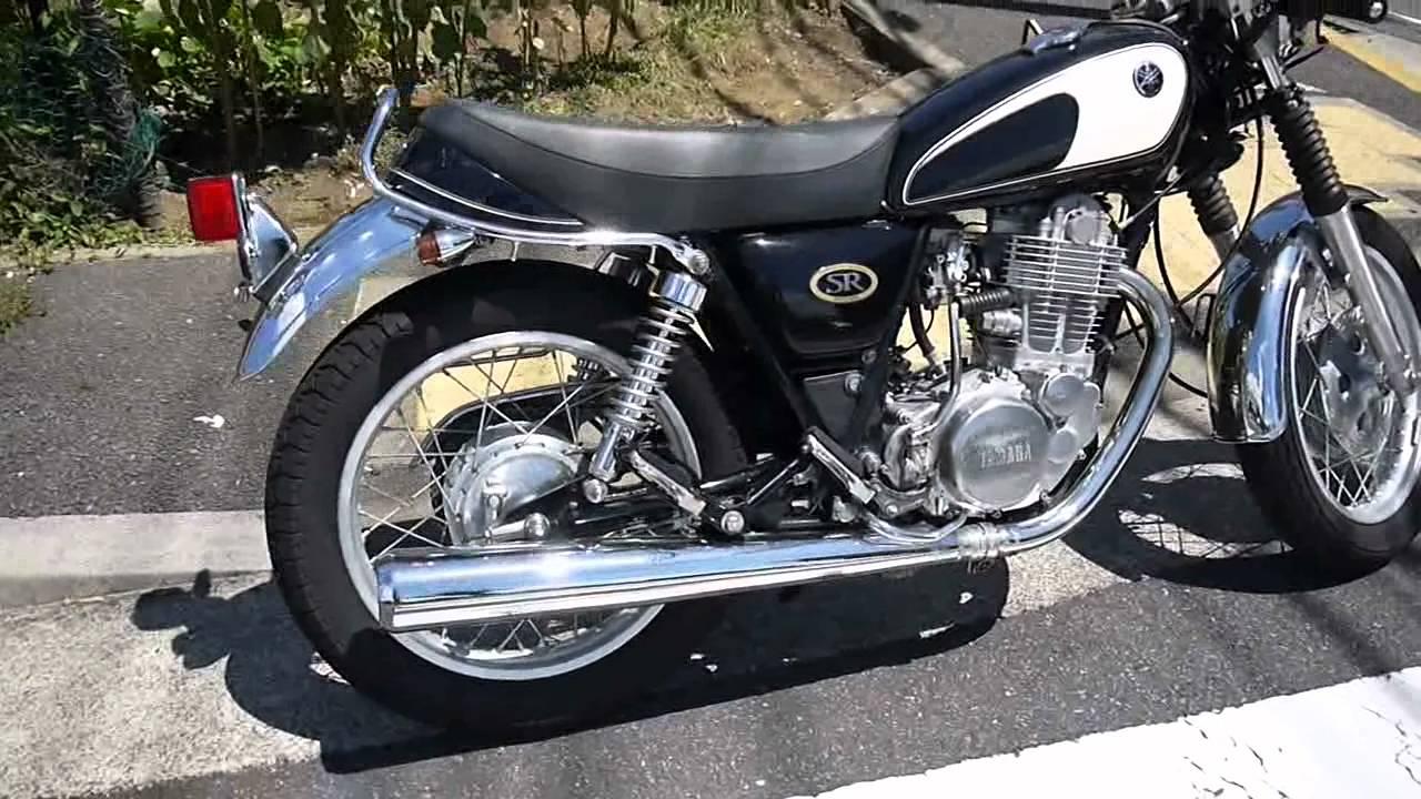 Yamaha sr400 funnycat tv for Savannah honda yamaha