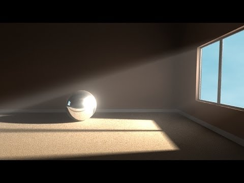 Camera Shaders In 3ds Max And Mental Ray Youtube