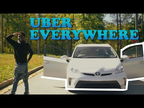Unghetto Mathieu - Uber Everywhere *remix* (Official Video)