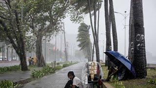 Тайфун «Хагупит»: Китай, Южную Корею, КНДР и Индию затопили дожди