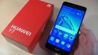 Обзор Huawei Y7 (TRT-LX1)