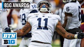 B1G Linebacker of the Year: Penn State LB Micah Parsons | B1G Football