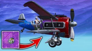 We ACCIDENTALLY got into Scrims using ONLY Planes to Win on Fortnite! (INSANE Ending)