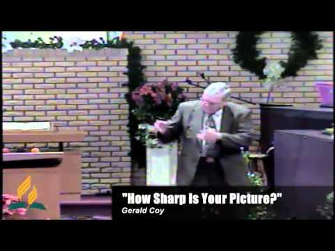 "January 19th: ""How Sharp is Your Picture?"""