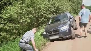 Юрий Дудь попал в ДТП на дороге Ярославль-Нерехта
